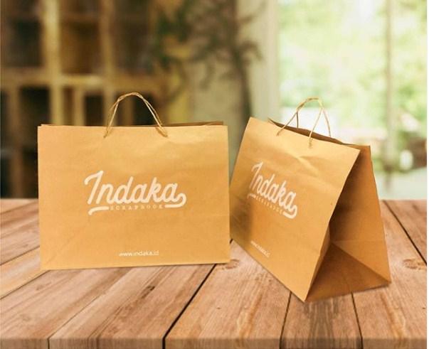 Tempat Cetak Paper Bag Custom Berkualitas