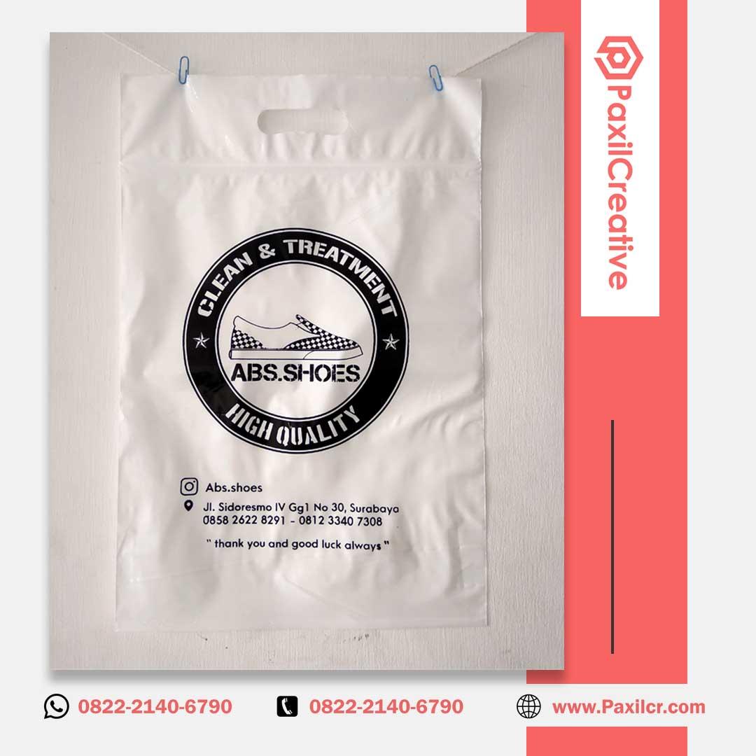 Jasa Sablon Plastik Lengkap di Medan