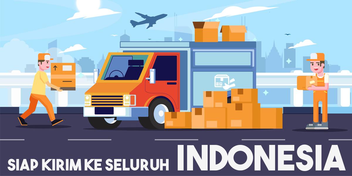 Paxil Creative Siap Kirim Seluruh Indonesia